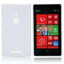 Funda Lumia 925 - Gel Blanco  $ 56,10
