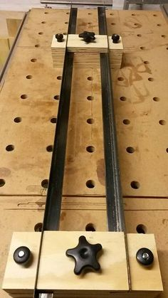 (4) Router planing sled #WoodworkingTools
