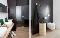 Niewymuszona elegancja, prostolinijność i minimalizm to cechy charakterystyczne tej kolekcji. Łazienka, remont, inspiracja, płytki  http://www.paradyz.com/plytki/lazienkowe/modul-purio  https://www.facebook.com/CeramikaParadyz