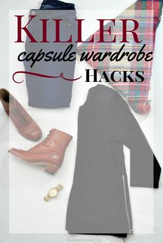 You can build an absolutely killer capsule wardrobe with these simple hacks. Spruce up your wardrobe with these capsule wardrobe hacks today.
