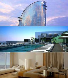 Barcelona & W Hotel
