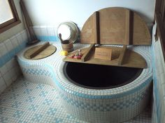 Totoro house bathroom » Lost At E Minor: For creative people