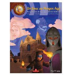 Enquête au Moyen Age : l'Émerillon + le livre un jour au Moyen Age