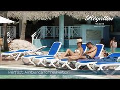 Royalton Hicacos Varadero Resort & Spa is located on the white sandy beaches of Varadero, situated on the eponymous Hicacos peninsula. All Inclusive Cuba, Varadero, Sandy Beaches, Resort Spa, Sun Lounger, Relax, Outdoor Decor, Vacations, Hammock Chair