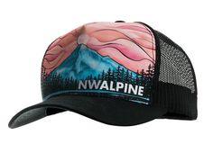 daabf32f9e6f3 Mountain Nirvana Trucker Cap - Made in Ohio