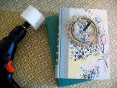 Turning an Old Book into a Planter: A Tutorial
