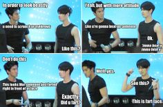 2PM. This is disgusting but absolutely hilarious!!