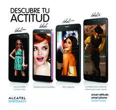 El crecimiento en la familia IDOL, la llegada de nuestros Smartphones con 4G, son algunas de nuestras buenas noticias. http://www.tynmagazine.com/376742-Alcatel-One-Touch-renueva-su-estrategia-de-expansion-.note.aspx