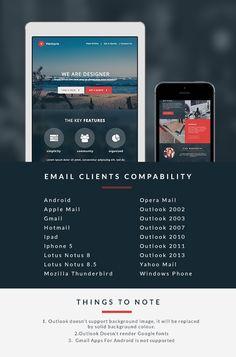 Visser- Resume/CV Email Template Builder Access #CV, #Resume