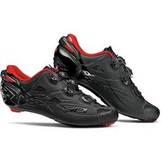 Sidi Shot Limited Edition Total Black Rennradschuh - matt schwarz