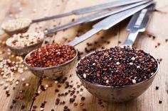 Recetas para utilizar la quinoa y tener una vida más saludable.