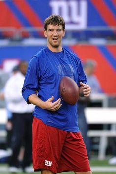 QB Eli Manning    Eli s full name is Elisha Nelson Manning New York Giants  Players 6a17692bc