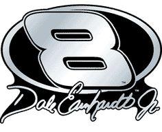 Dale Earnhardt Jr. NASCAR Auto Emblem