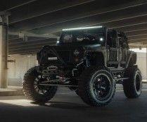Custom Zombie Apocalypse Jeeps by Starwood Motors That's awesome!!!!