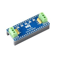 Ein Pico Modul mit 2-Kanal das ein RS232-Transceiver SP3232EEN mit UART-Bus enthält. Pico 2-Kanal RS232 UART Modul SP3232EEN Transceiver