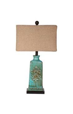 33074 Ceramic Table Lamp