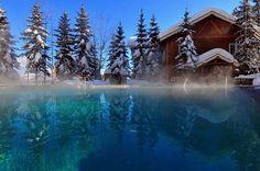 The Cove at Shore Lodge in McCall, Idaho | Winter Travel Escape
