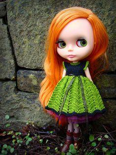 Dolls Apprehensive Wool Doll Cute Twee Knitted Toy