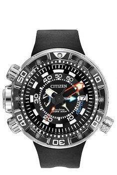 Citizen Citizen Eco-Drive  Promaster Aqualand Depth Meter BN2029-01E Promaster