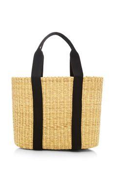 Caba Large Straw Bag by Muun - Moda Operandi