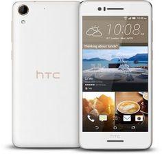 HTC Desire 728G Dual Sim - 16GB, 3G, Wifi, White luxury
