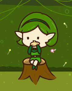 Legend of Zelda Ocarina of Time art > Saria , Sage of Forest > Kokiri > oot The Legend Of Zelda, Saria Zelda, Twilight Princess, Princess Zelda, Shigeru Miyamoto, Skyward Sword, Wind Waker, Breath Of The Wild, Time Art