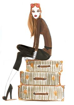 The Bendel Girl Guide to Your City @Henri Bendel