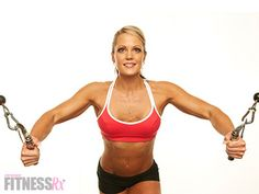Weight Training for Women. How to get a lean, muscular yet feminine physique!