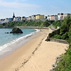 South Beach Tenby, South Wales You couldn't have a list of best beaches in Britain and not include at least a couple of places from Pembrokeshire – it is, after all, the UK's only coastal national park, and is lined with some of the country's most beautiful stretches of coastline. And while there may be wilder seaside spots dotting the coast than those at Tenby (like Barafundle - earlier), few have such good facilities or are as family-friendly.