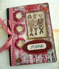 """** Altered Composition Journal  """"Dream, Create, Inspire"""" @jeanneszewczyk"""