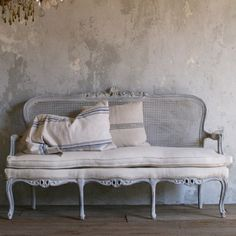 Settee for dining