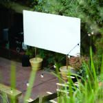 Host your own backyard movie