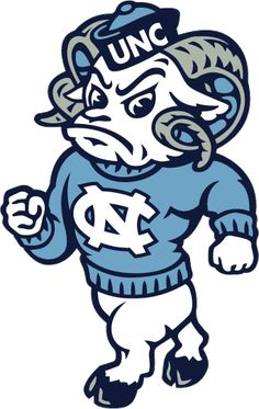 The strutting UNC rameses