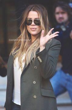 Khloe Kardashian hair <3
