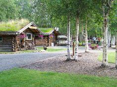 Chena Hot Springs Resort, Alaska