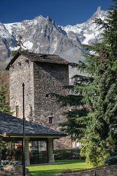 Courmayeur, Valle d'Aosta, Italy