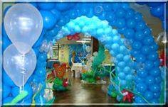 Image result for ~tema tubarão para festa infantil