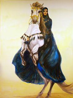 Arabian princess Middle East Culture, Middle Eastern Art, Arabian Art, Arabian Beauty, Fantasy Kunst, Fantasy Art, Arabian Princess, Art Through The Ages, Turkish Art