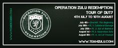 Operation Zulu Redemption: Tour of Duty   relzreviewz.com