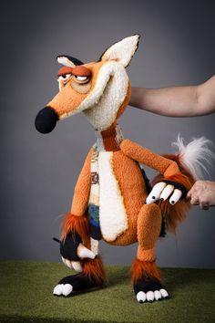Figurenschneider Fuchs