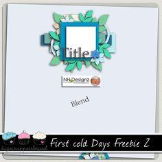 NH Designz: First cold Days 2 & Freebie