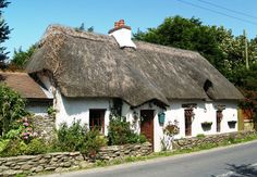 Ireland Cottages | Adare/Limerick City | Ireland: Dingle and the Ring of Kerry | Europe ...