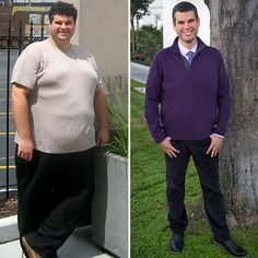 160 pounds lost! Here's how David did it...