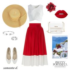 """""""Untitled #243"""" by samantadalipi on Polyvore featuring MDS Stripes, Chicwish, Lime Crime, BillyTheTree and Bling Jewelry"""