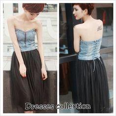 elegant,sweet,sexy trendy style dresse -  on @ClozetteCo