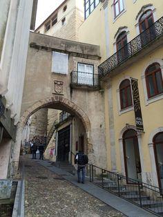 Lisbon, Arch, Places, Weather, Athens