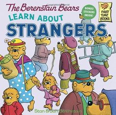 The Berenstain Bears Learn About Strangers by Stan Berenstain http://www.amazon.com/dp/0394873343/ref=cm_sw_r_pi_dp_C5j9vb1WYCPFG