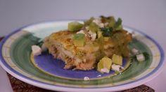 Green Chile Chicken Enchiladas Recipe | The Chew - ABC.com