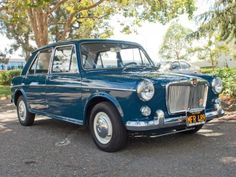 Learn more about Clean 1964 MG 1100 on Bring a Trailer, the home of the best vintage and classic cars online. Retro Cars, Vintage Cars, Antique Cars, Classic Cars British, British Car, Classic Auto, Mg Cars, Cars Auto, Austin Cars