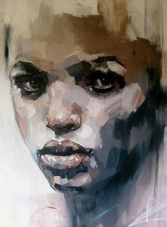 South Africa Artist Ryan Hewett (1979) | Mixed medium on canvas .. mainly…